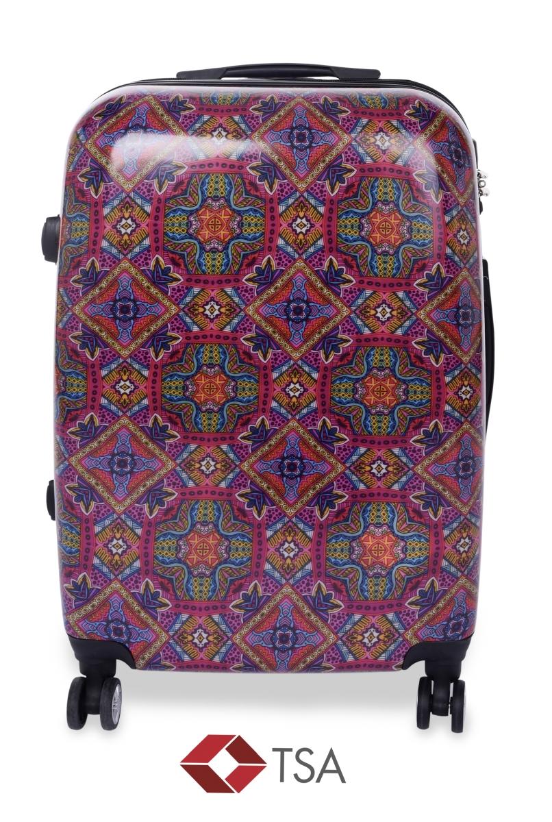 TSA kufr střední MANDALA ORNAMENTS 44 x 26 x 60 cm