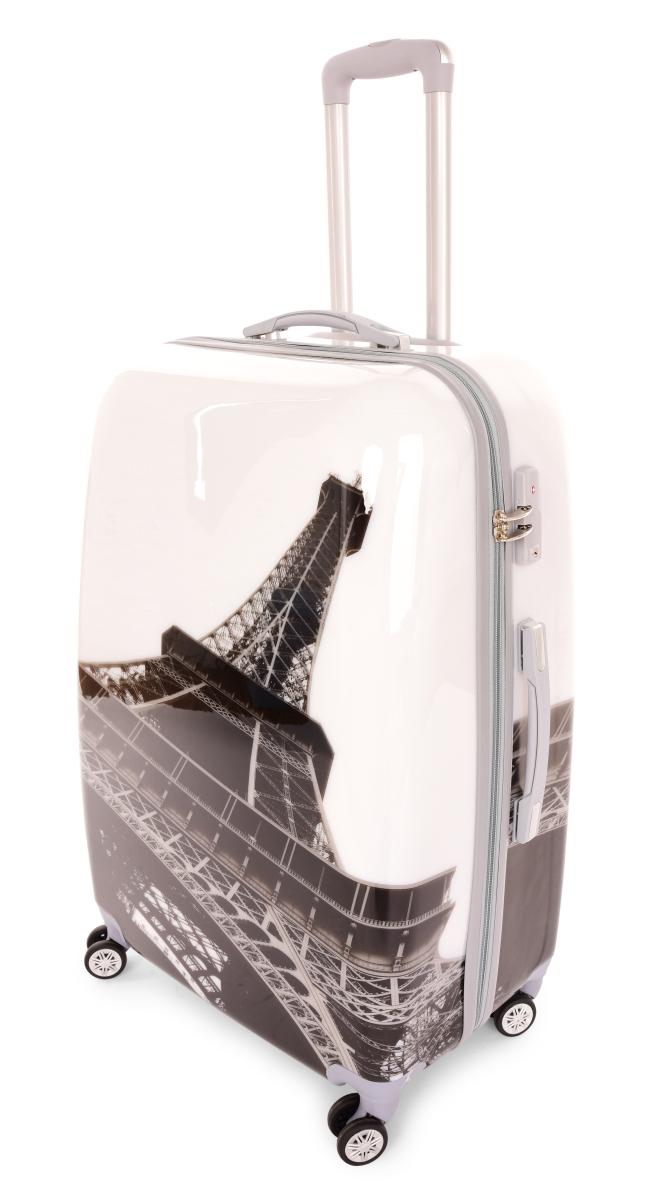 TSA kufr velký EIFFEL 50 x 30 x 70 cm