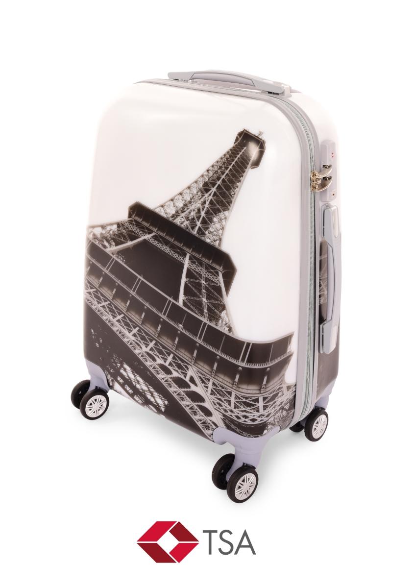 TSA kufr menší EIFFEL 37 x 23 x 50 cm