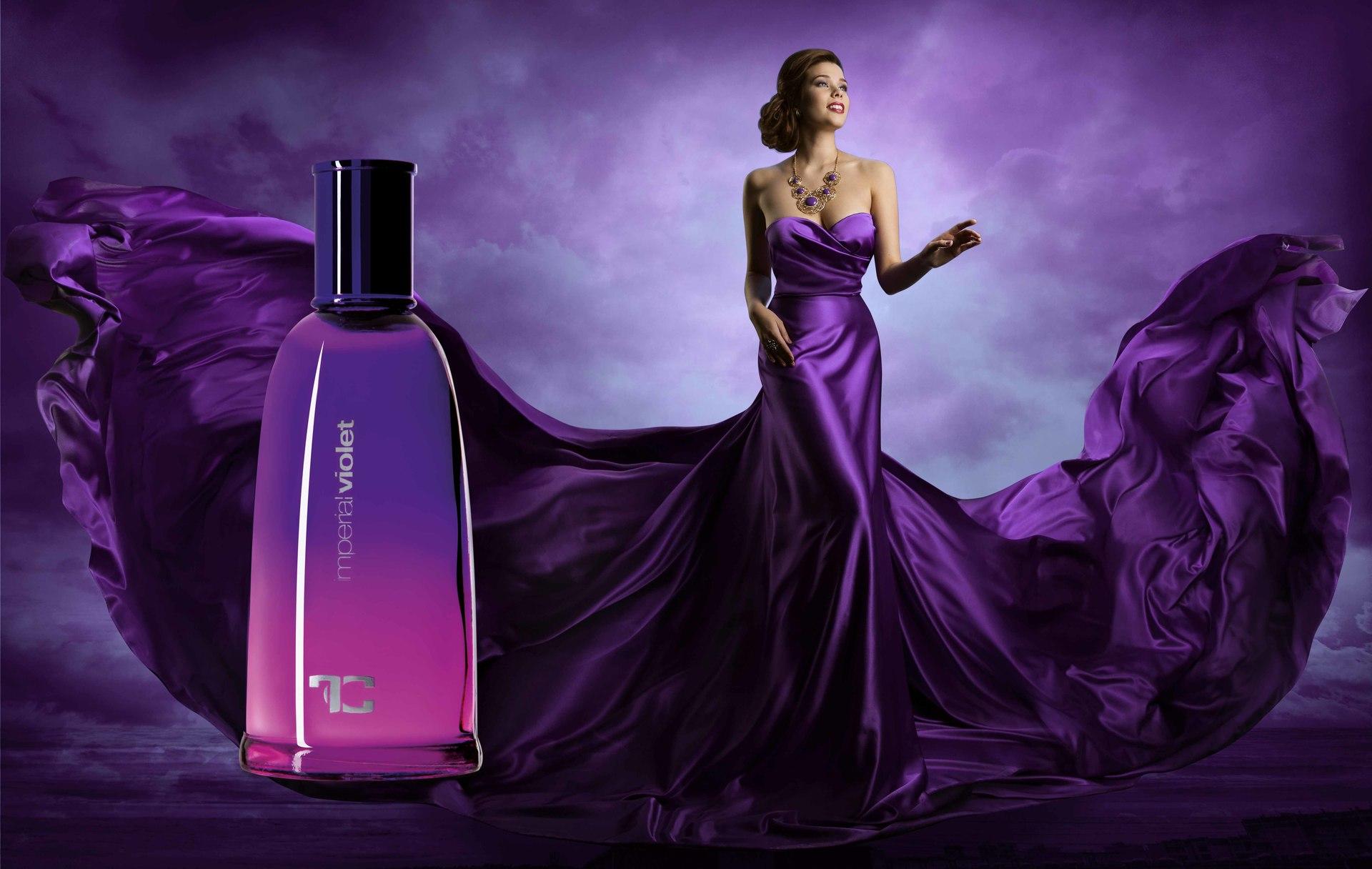 Imperial violet, dámská EDP, 100 ml