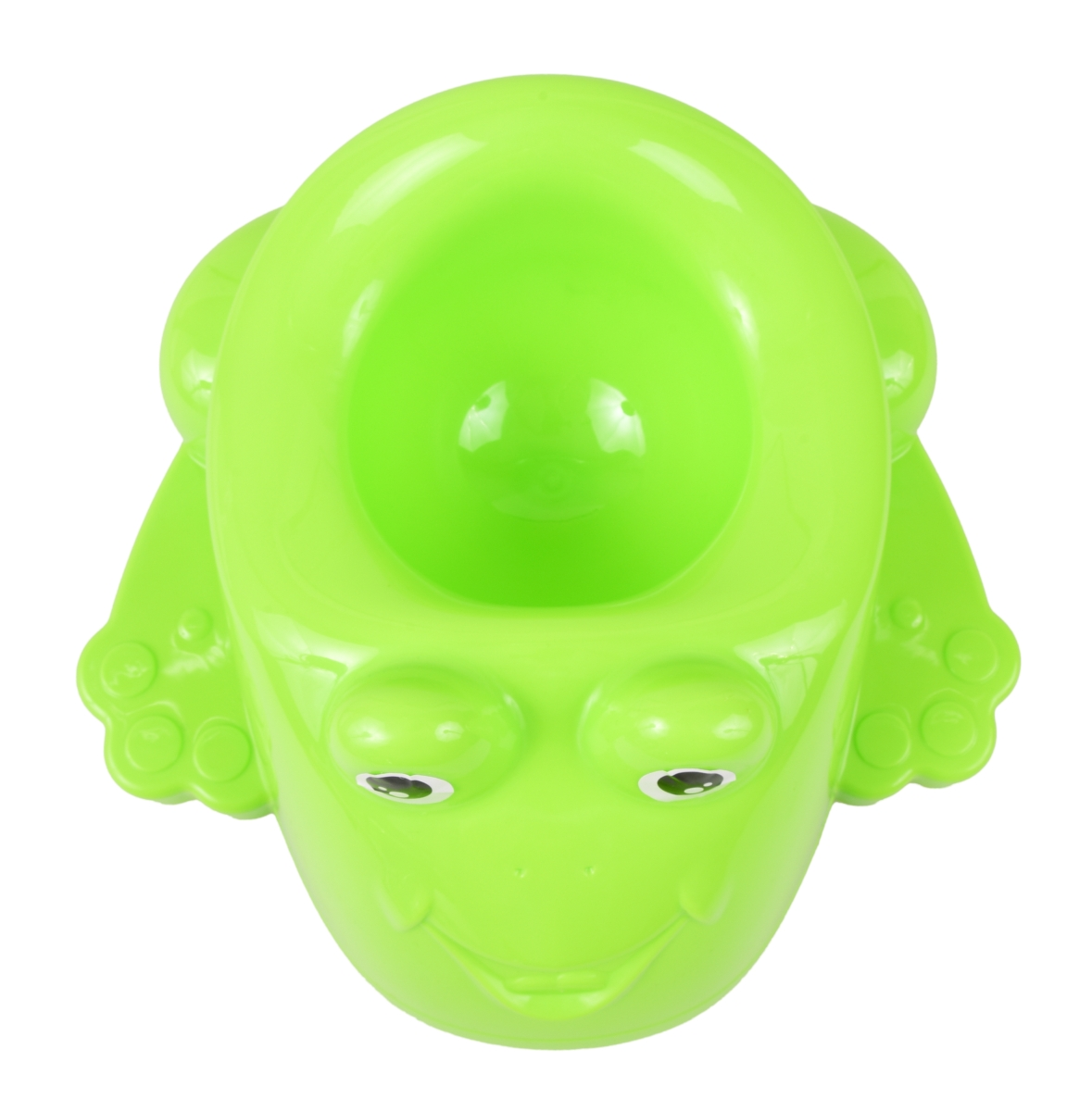 ŽÁBA nočník, zelený