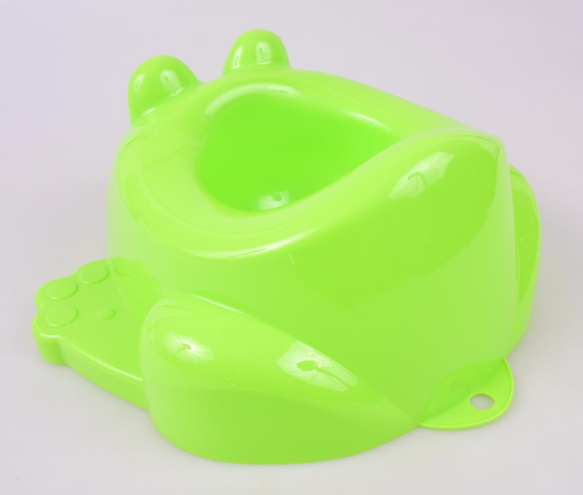 DA21421-ŽABA nočník zelený