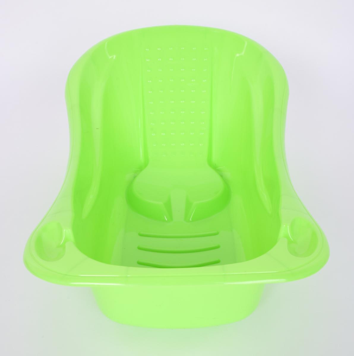 DA21411-Detská vanička anatomicky tvarovaná zelená