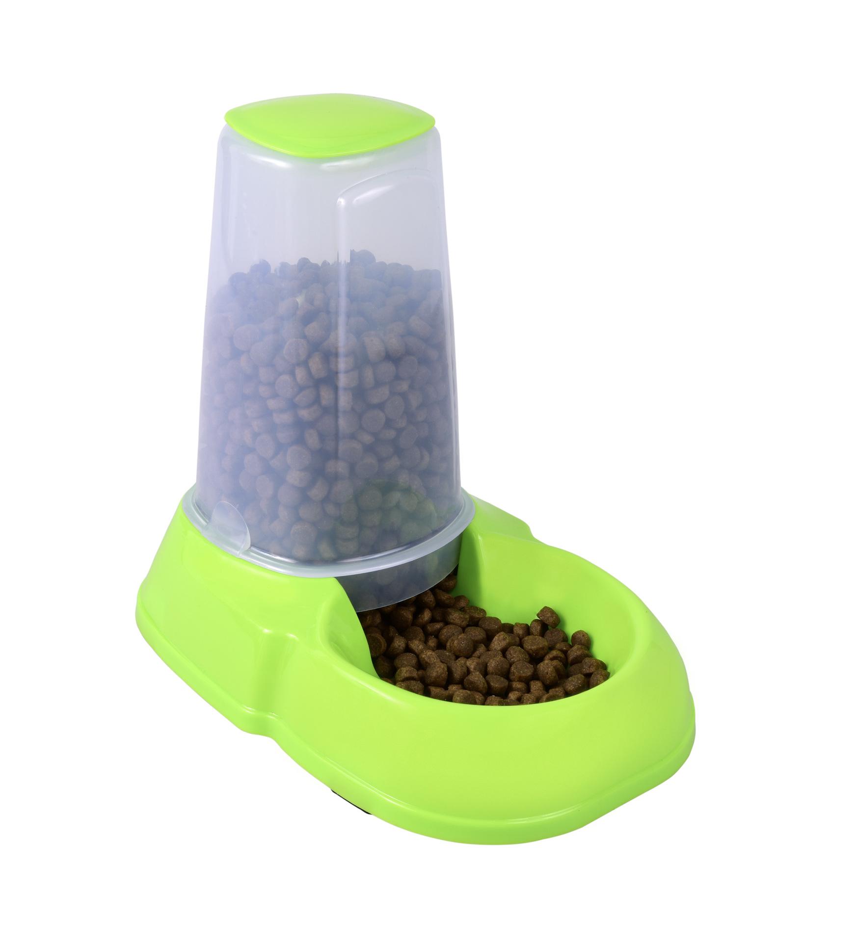 Krmelec automatický dávkovač na granule
