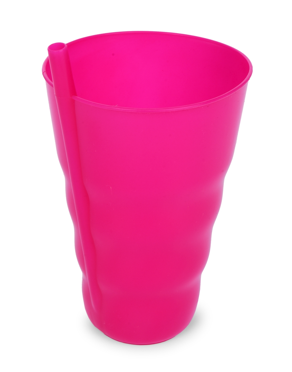 BRČKOKELÍMEK 600 ML plastový růžový