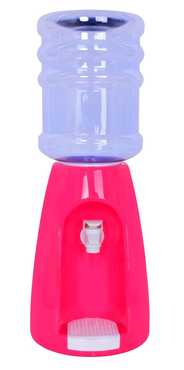 BARREL ČEPOCHLADNÍK zásobník na nápoje  objem 2,3 L, růžový