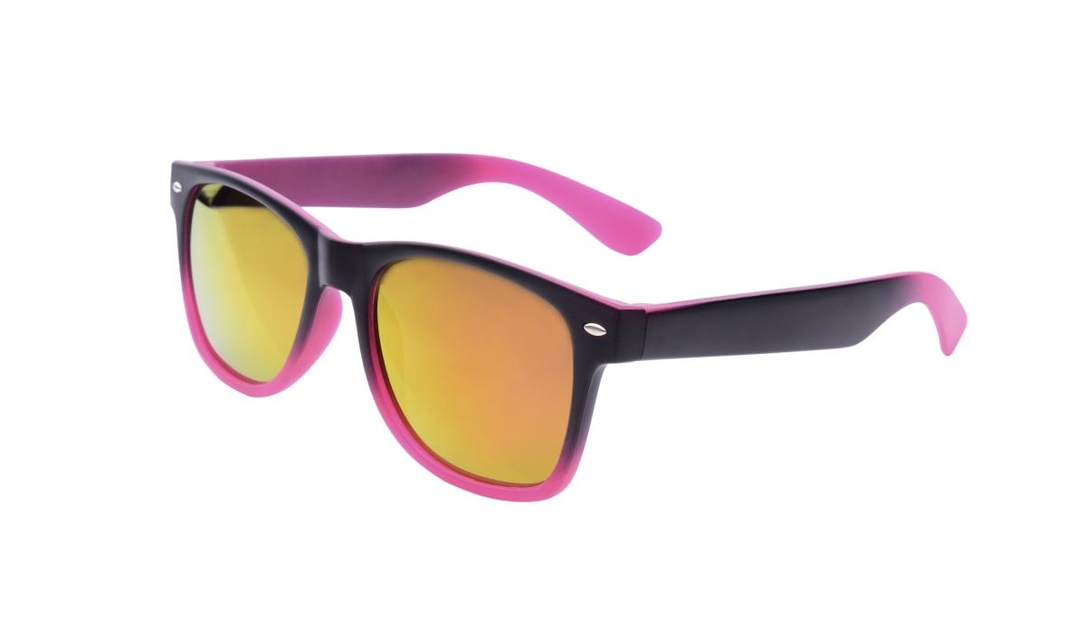 Sluneční brýle  100% UV ochrana fuchsiové