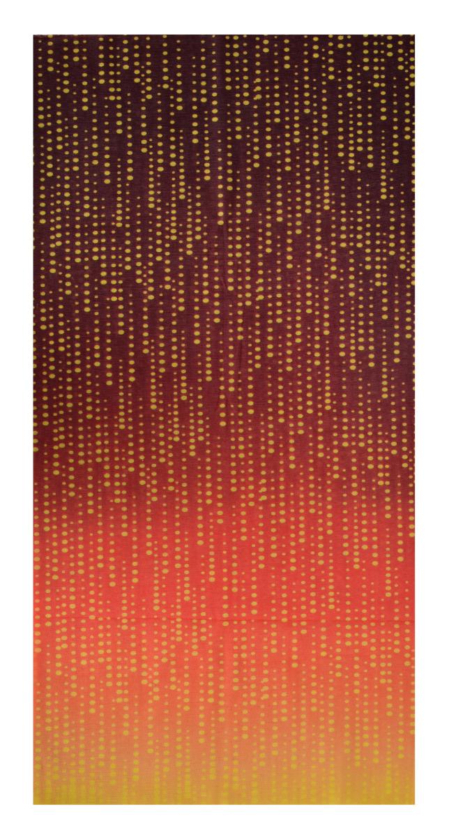 Multifunkčníšátek oranžové tóny