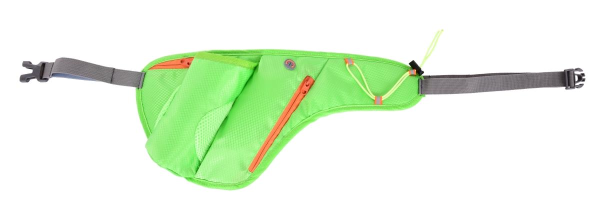 Univerzální pouzdro/ledvinka  jasně zelené