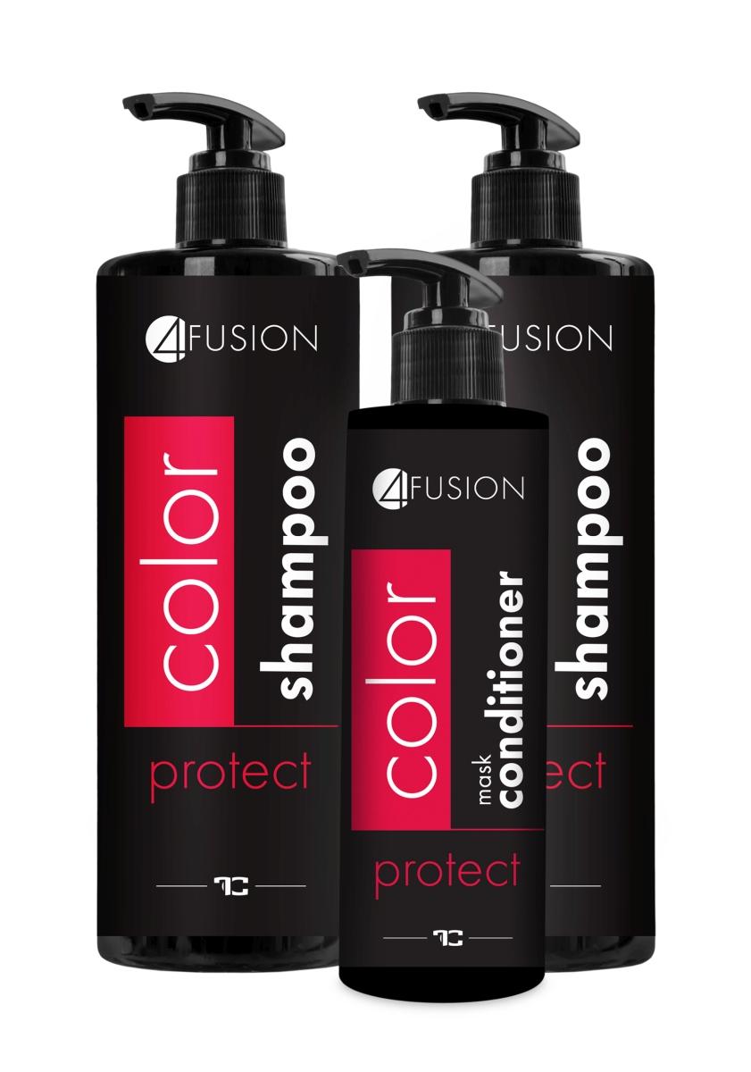 COLOR PROTECT 3 dílná sada péče o vlasy