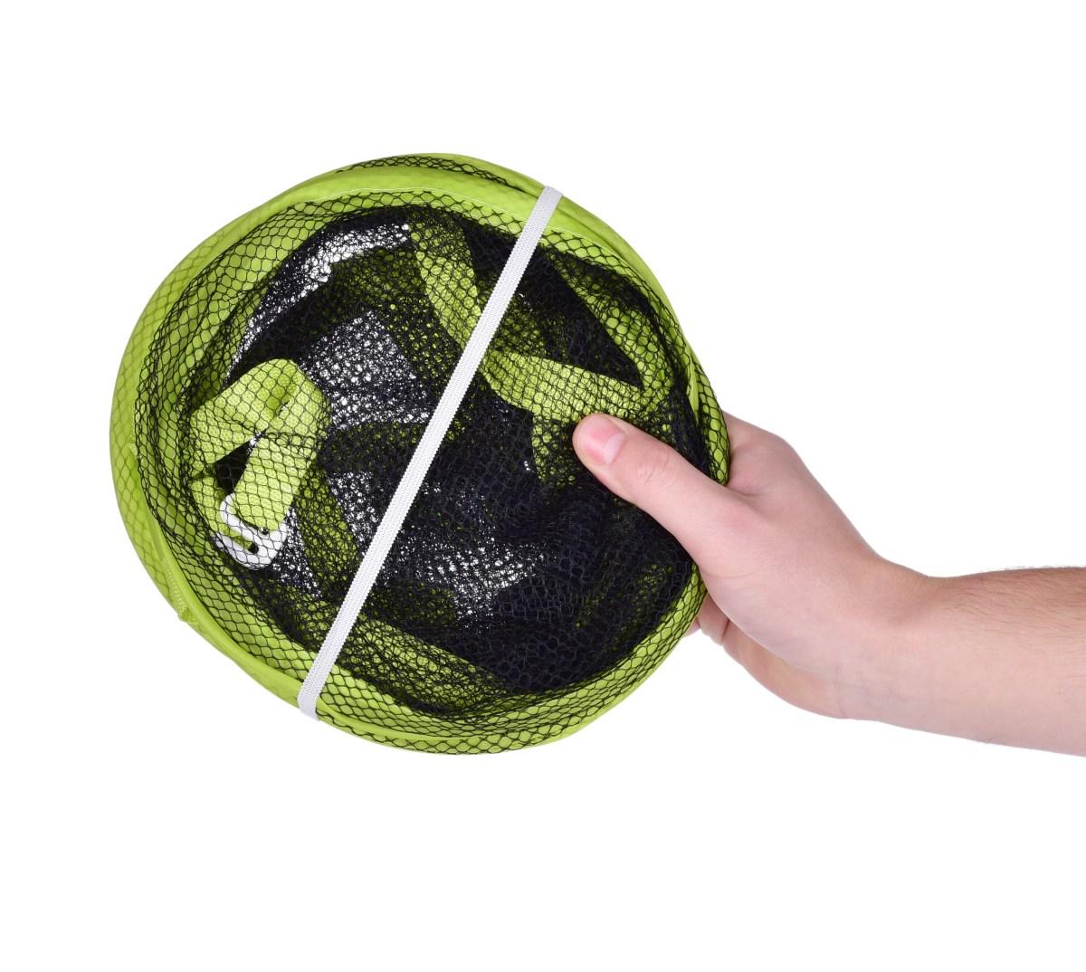 XL skládací dvoupatrový sušák na prádlo, houby, ovoce i bylinky
