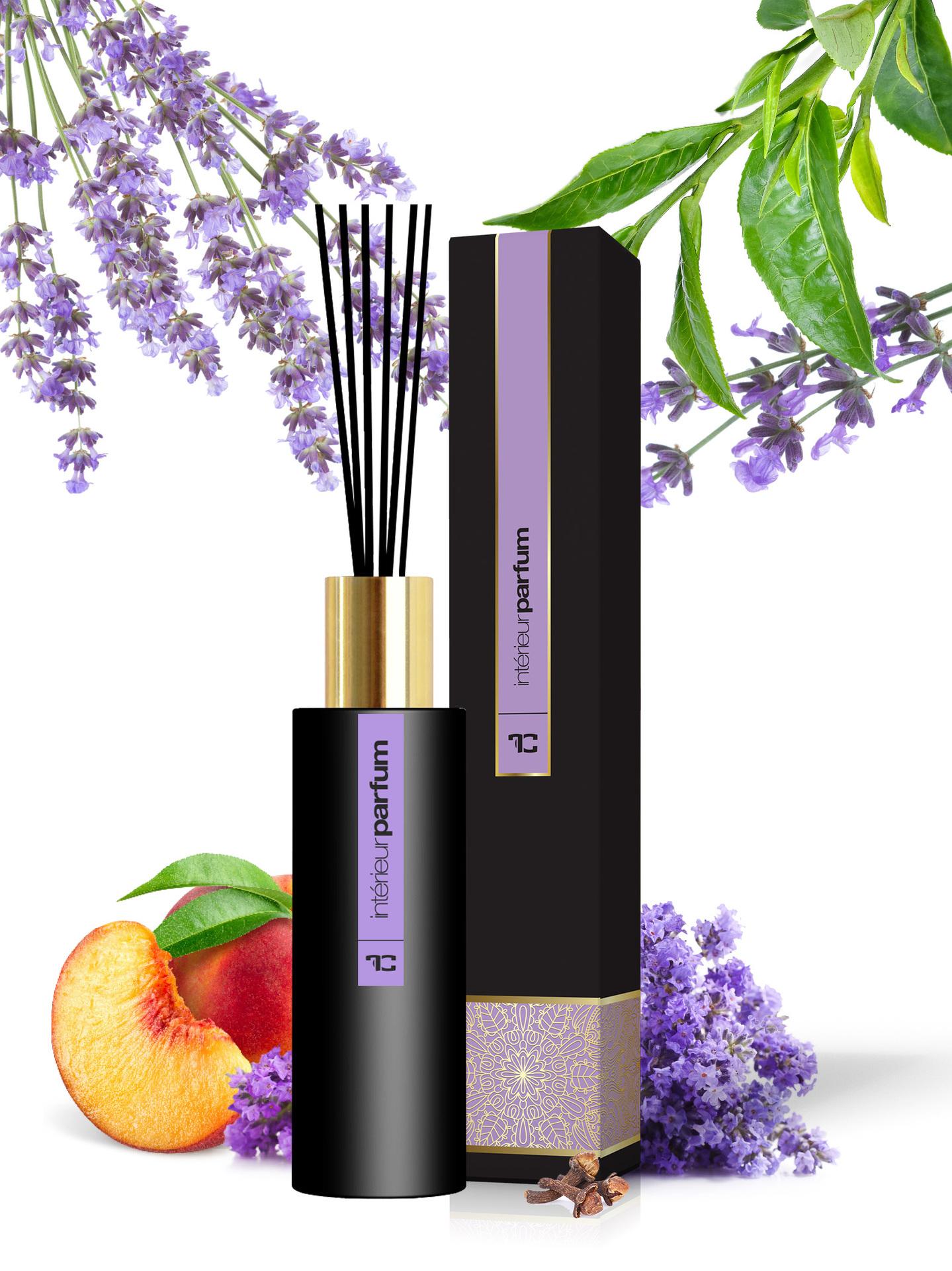 Interiérový parfém, RELAXATION levandule, vonný roztok s vysokým obsahem parfémové kompozice