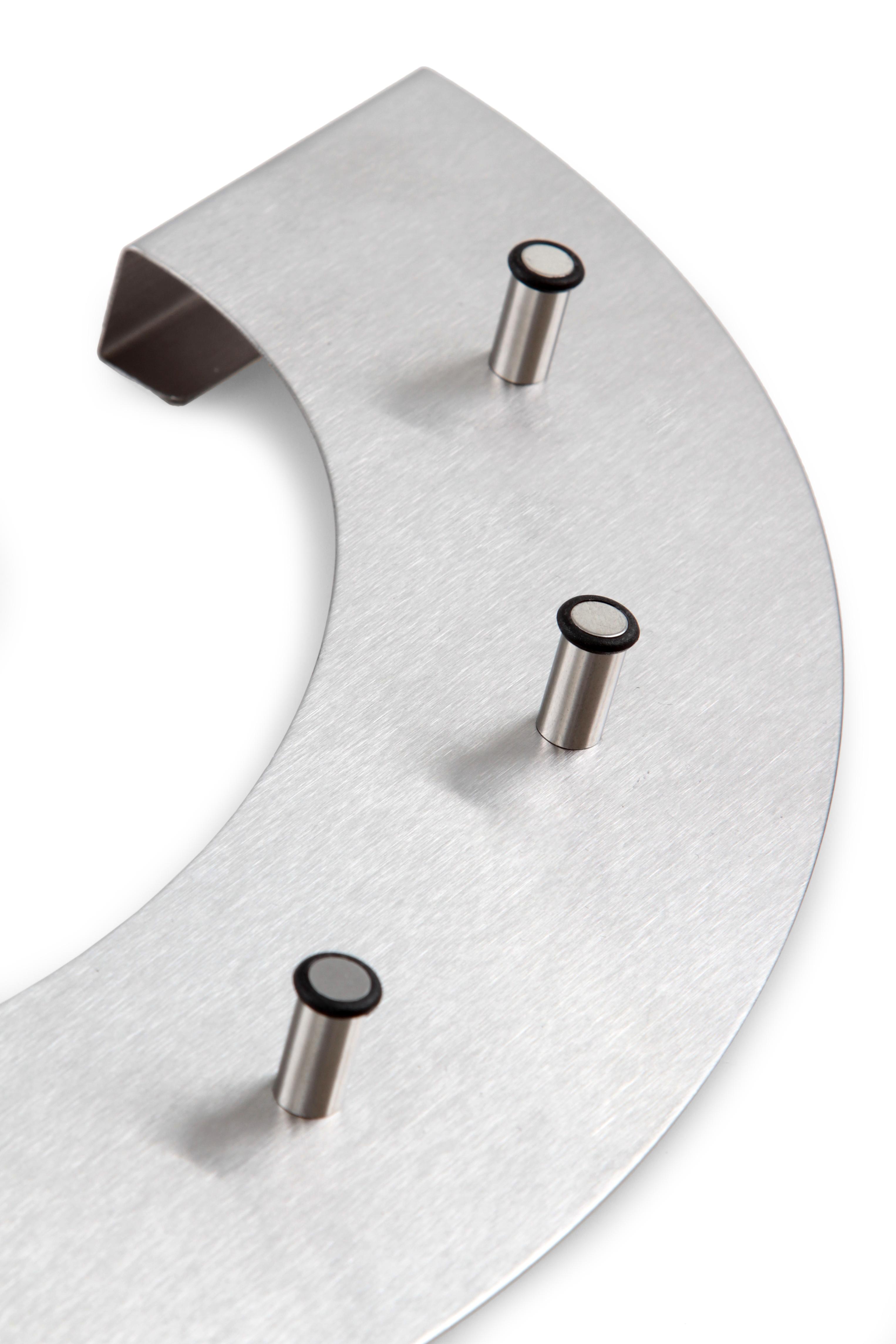 DA66372-Nerezový pětiháček na dvere