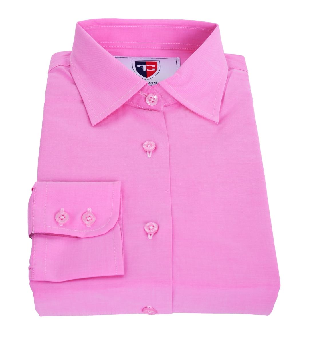 FC2231M-SOPHIA košeľa slim fit s dlhým rukávom pink