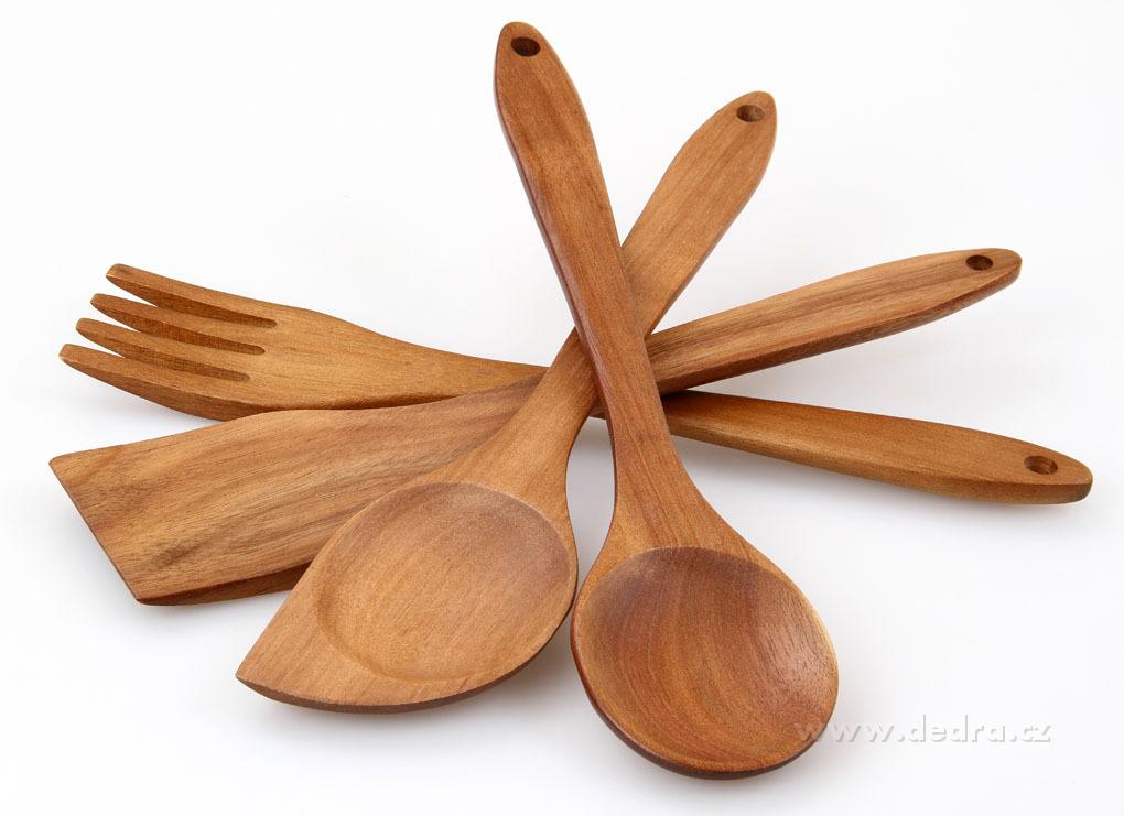 Obracečka, akátové dřevo