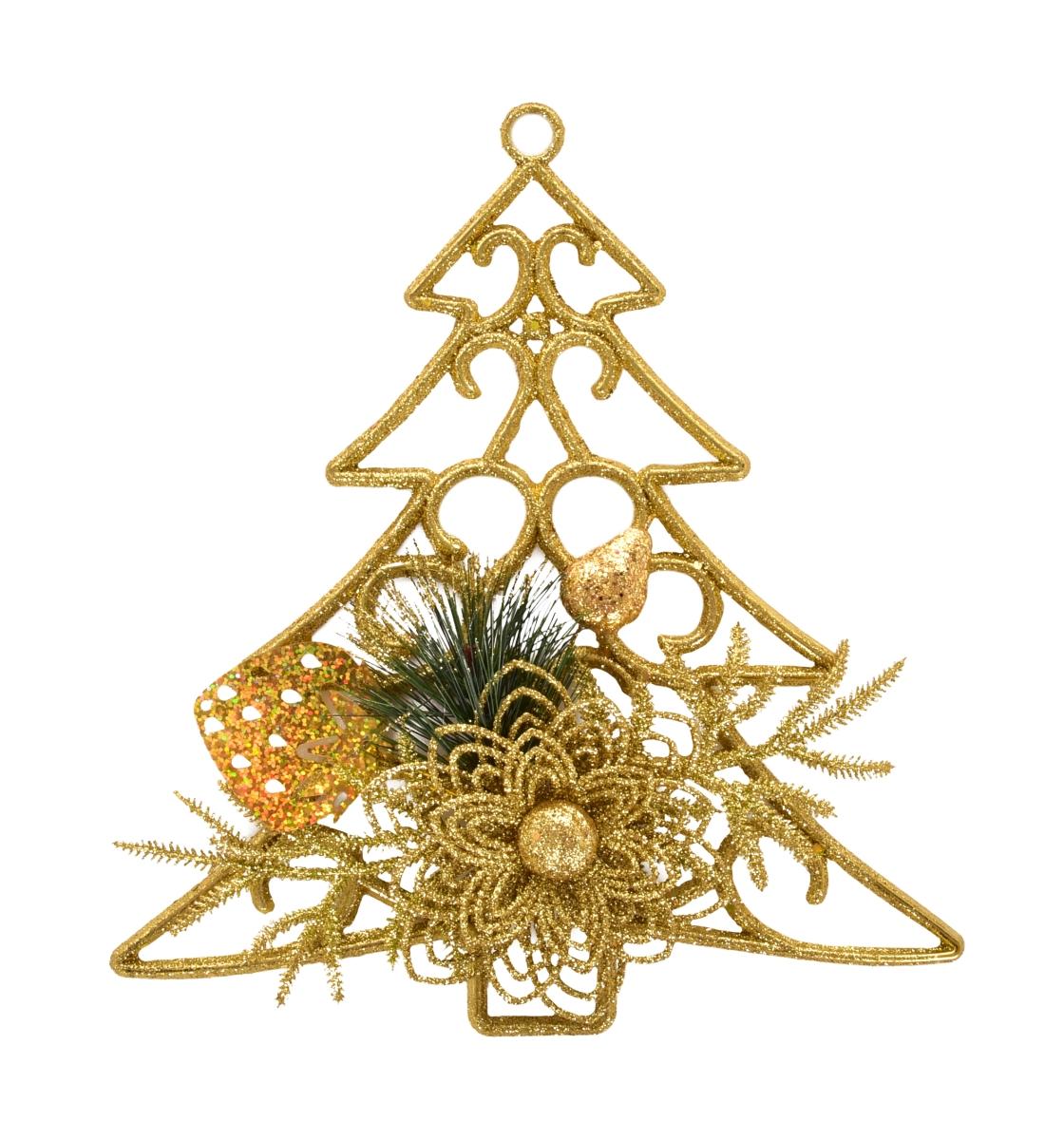 Závěsná dekorace ve tvaru stromku