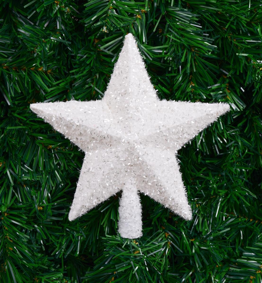 Špice na vánoční stromek, ve tvaru hvězdy