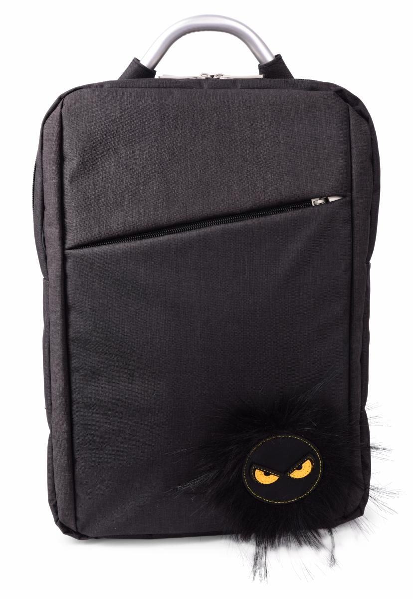 BUSINESS BAG stylový batoh black REBELITO®