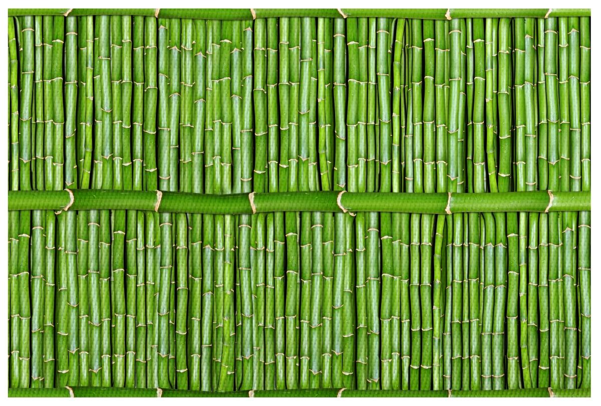 DESIGNOVÉ PROSTÍRÁNÍ omyvatelné s fotopotiskem  bamboo
