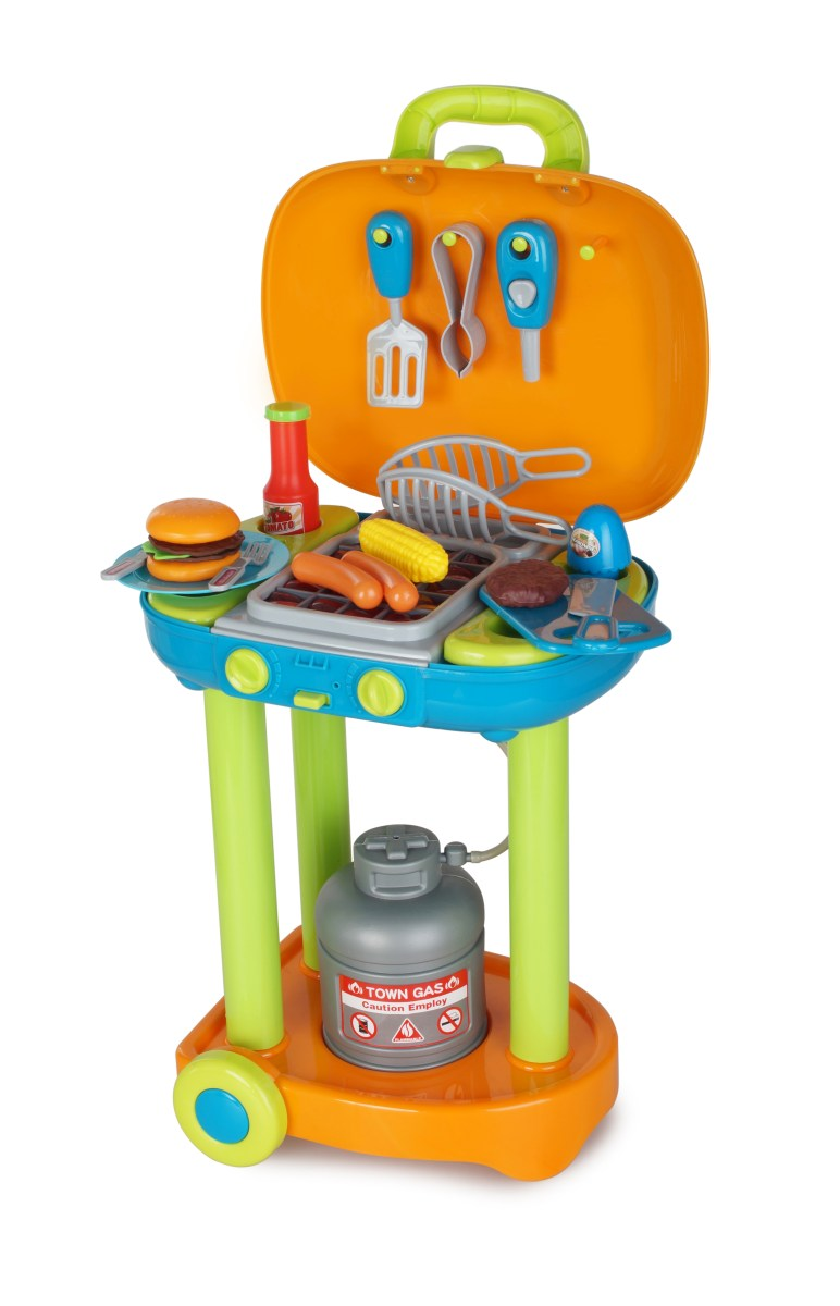 BBQ GRIL dětský grilovací set