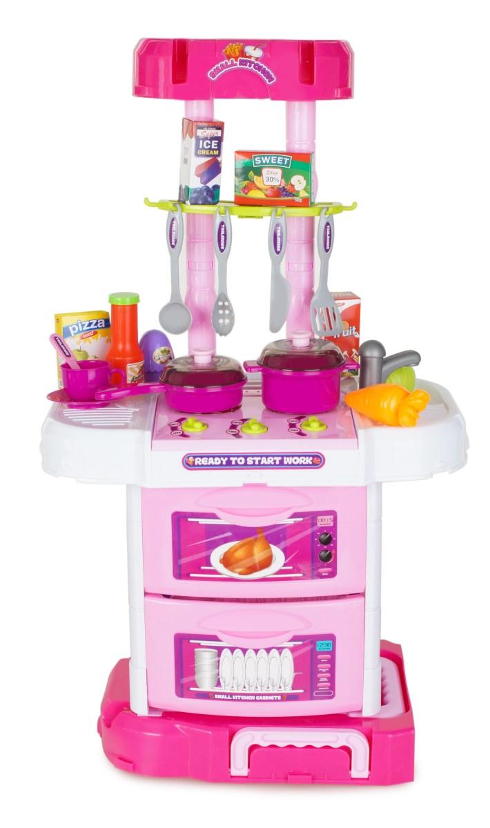 ŠIKOVNÁ KUCHAŘKA, dětský kuchyňský set