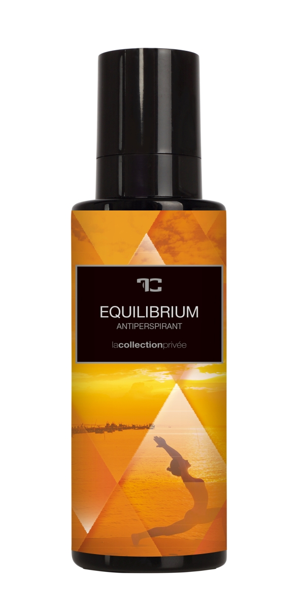 ANTIPERSPIRANT SPRAY equilibrium, LA COLLECTION PRIVÉE