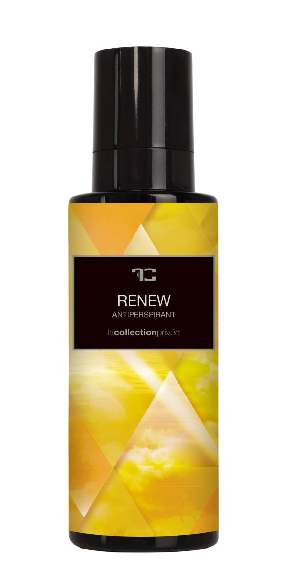 ANTIPERSPIRANT SPRAY renew, LA COLLECTION PRIVÉE