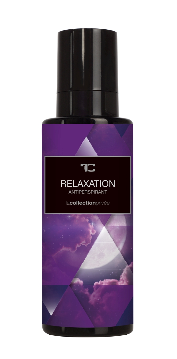 ANTIPERSPIRANT SPRAY relaxation, LA COLLECTION PRIVÉE