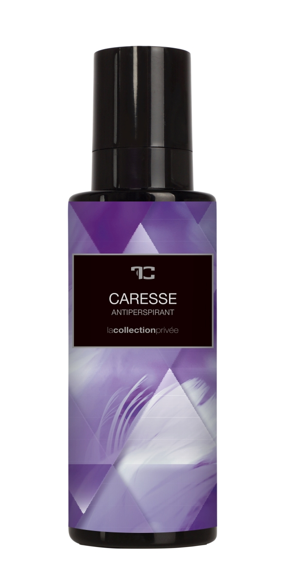 ANTIPERSPIRANT SPRAY caresse, na bázi kamence