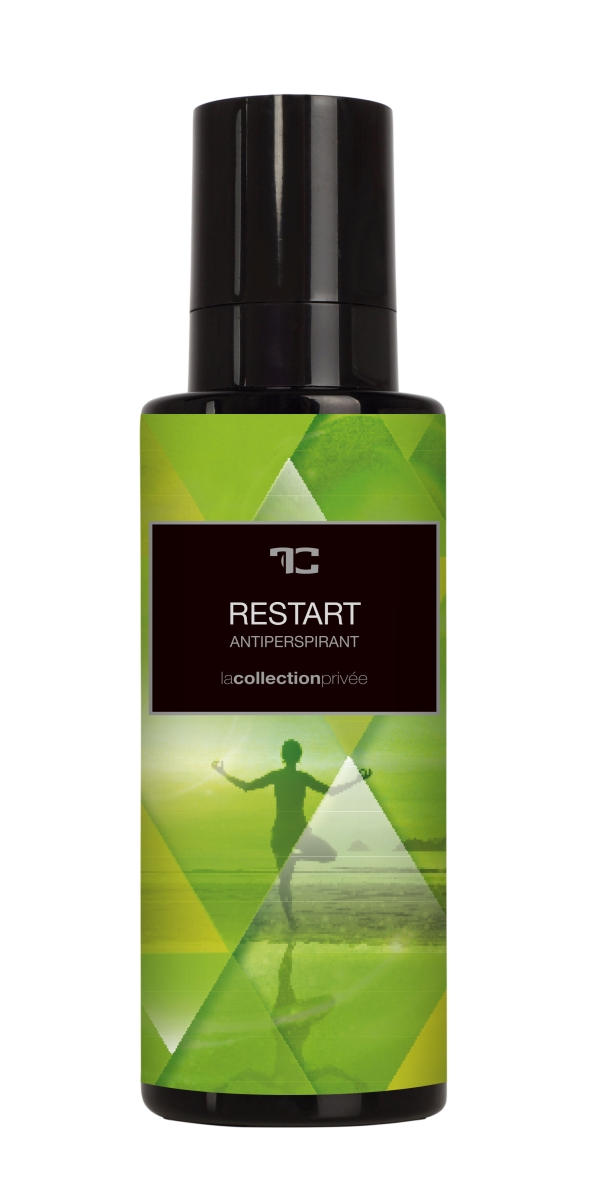 ANTIPERSPIRANT SPRAY restart, LA COLLECTION PRIVÉE