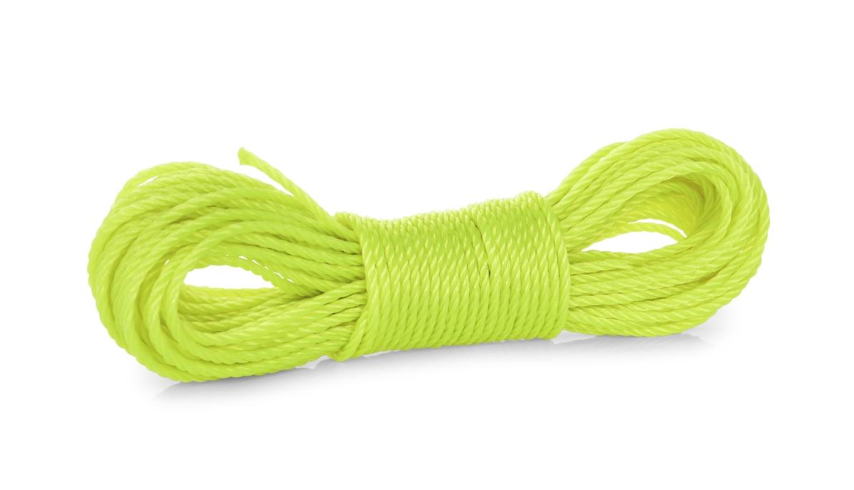 PRÁDLOŠNŮRA stáčená šňůra na prádlo délka 20 m