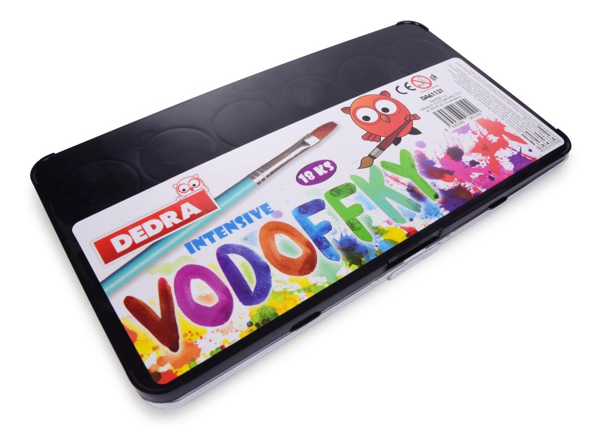 """DA61131-INTENSIVE """"VODOFFKY"""" 18 farieb"""