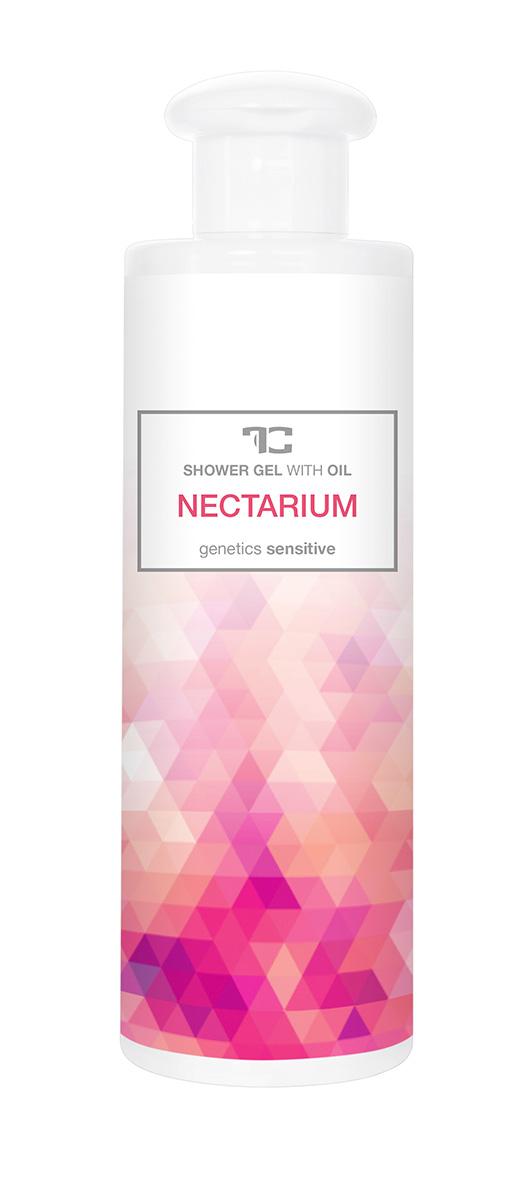 NECTARIUM sprchový gel s broskvovým olejem  s broskvovým olejem