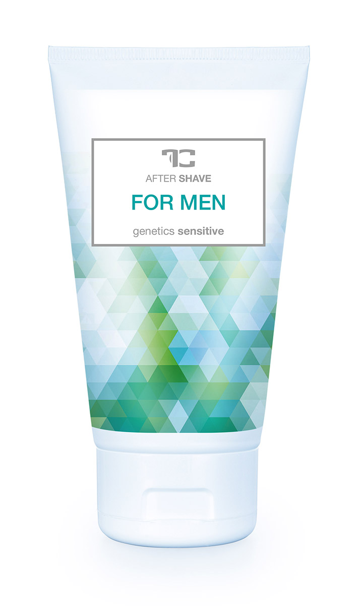 AFTERSHAVE genetics sensitive balzám po holení for men