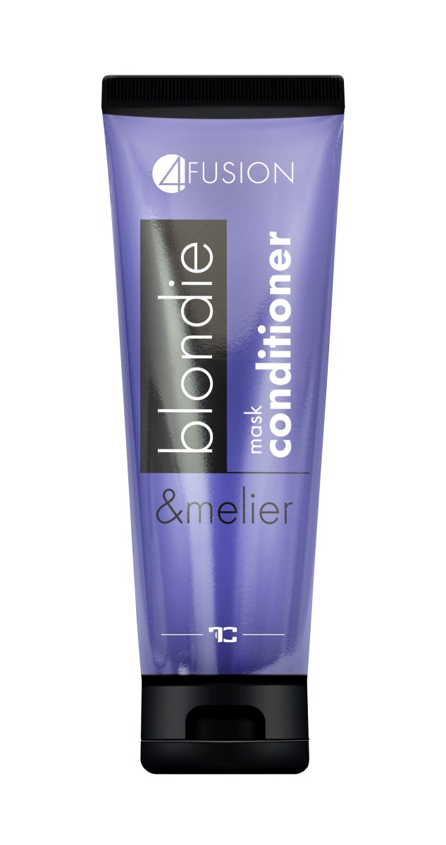 4 FUSION kondicionér blondie & melier 200 ml