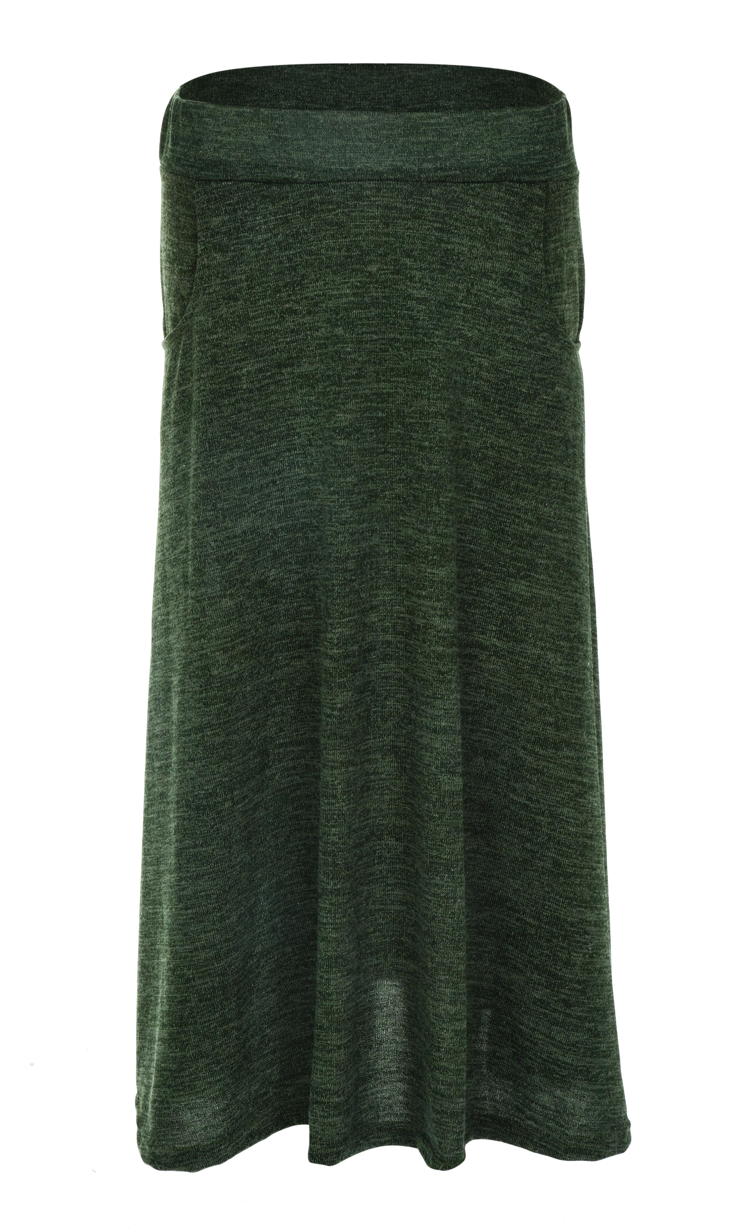 CONNIE, módní sukně s kapsami