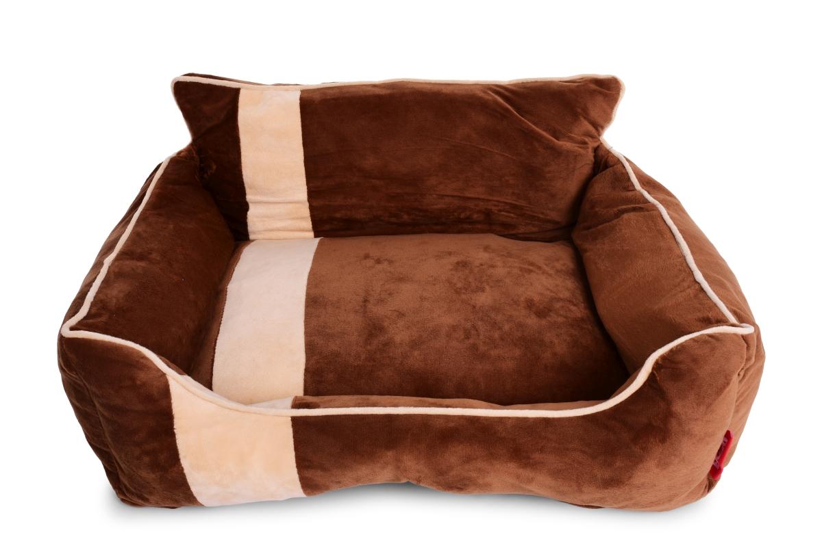 Polstrovaný pelíšek pro domácího mazlíčka vel. XL