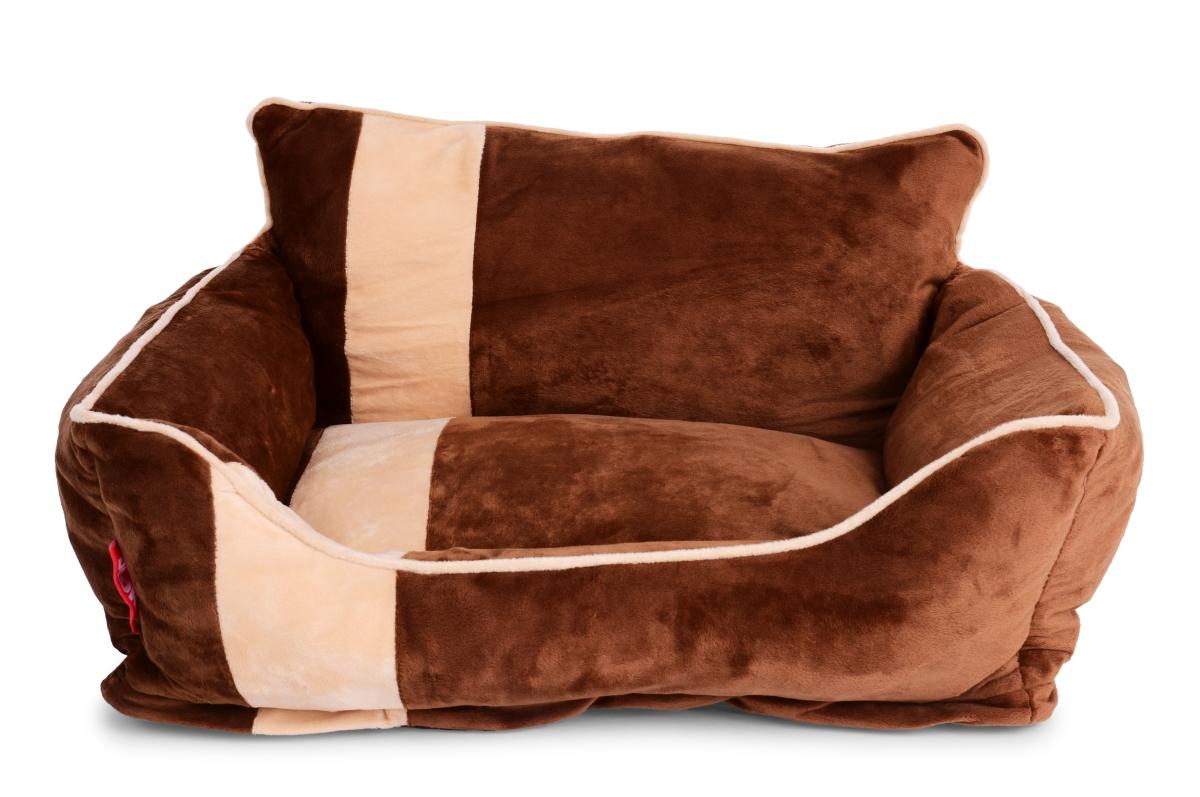 Polstrovaný pelíšek pro domácího mazlíčka vel. L