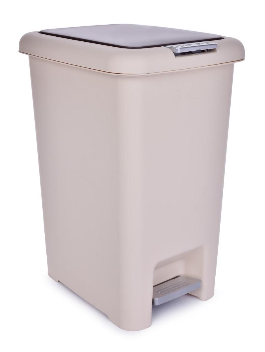 XL PUSH & STEP 30 L odpadkový koš