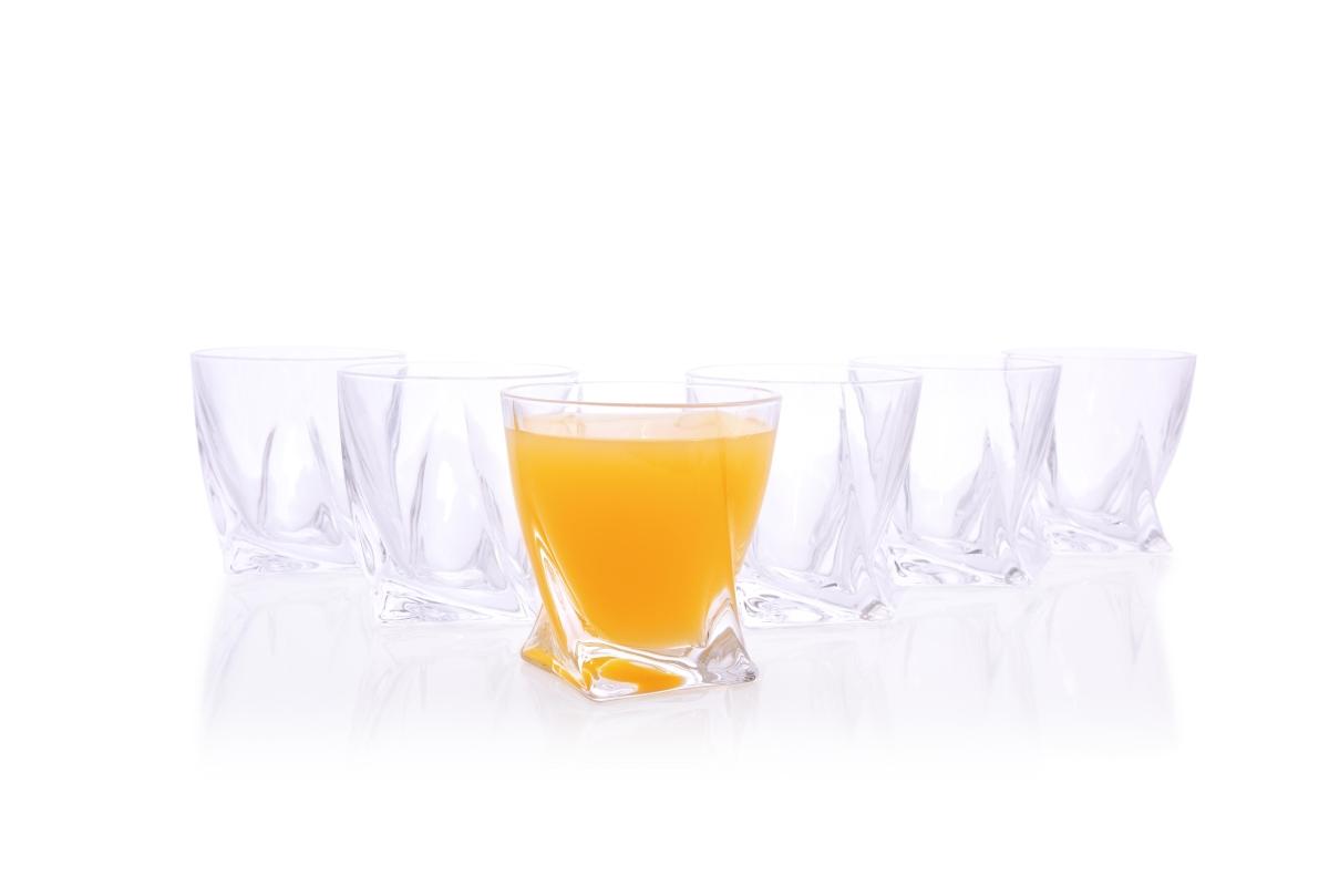 6 ks sada sklenice TWIST objem 250 ml