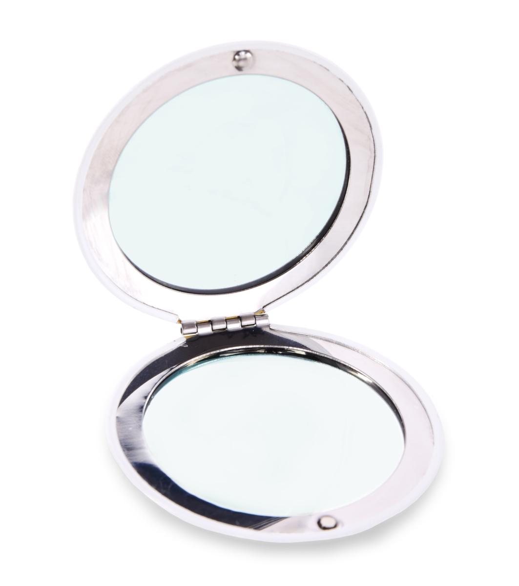 FC23731-Vreckové zrkadielko skladacie, cestovné a zväčšovacie