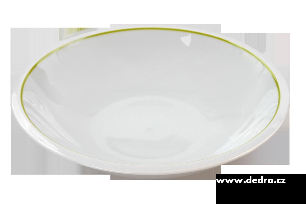 PRAKTIK 20 dílná porcelánová souprava
