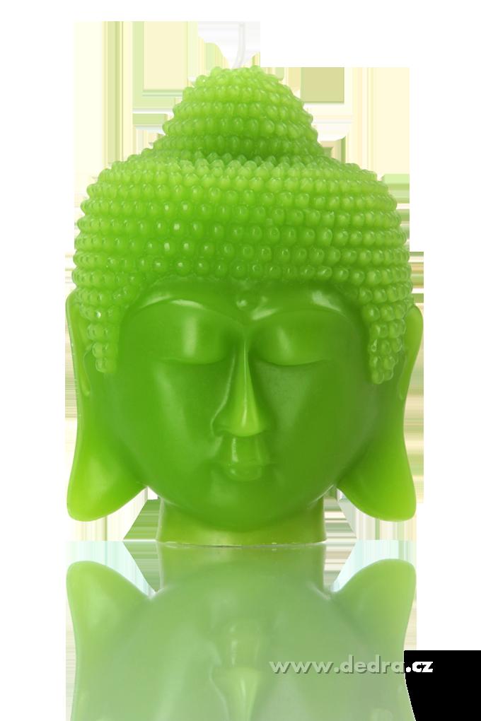 Svíce Buddha  dekorativní svíčka