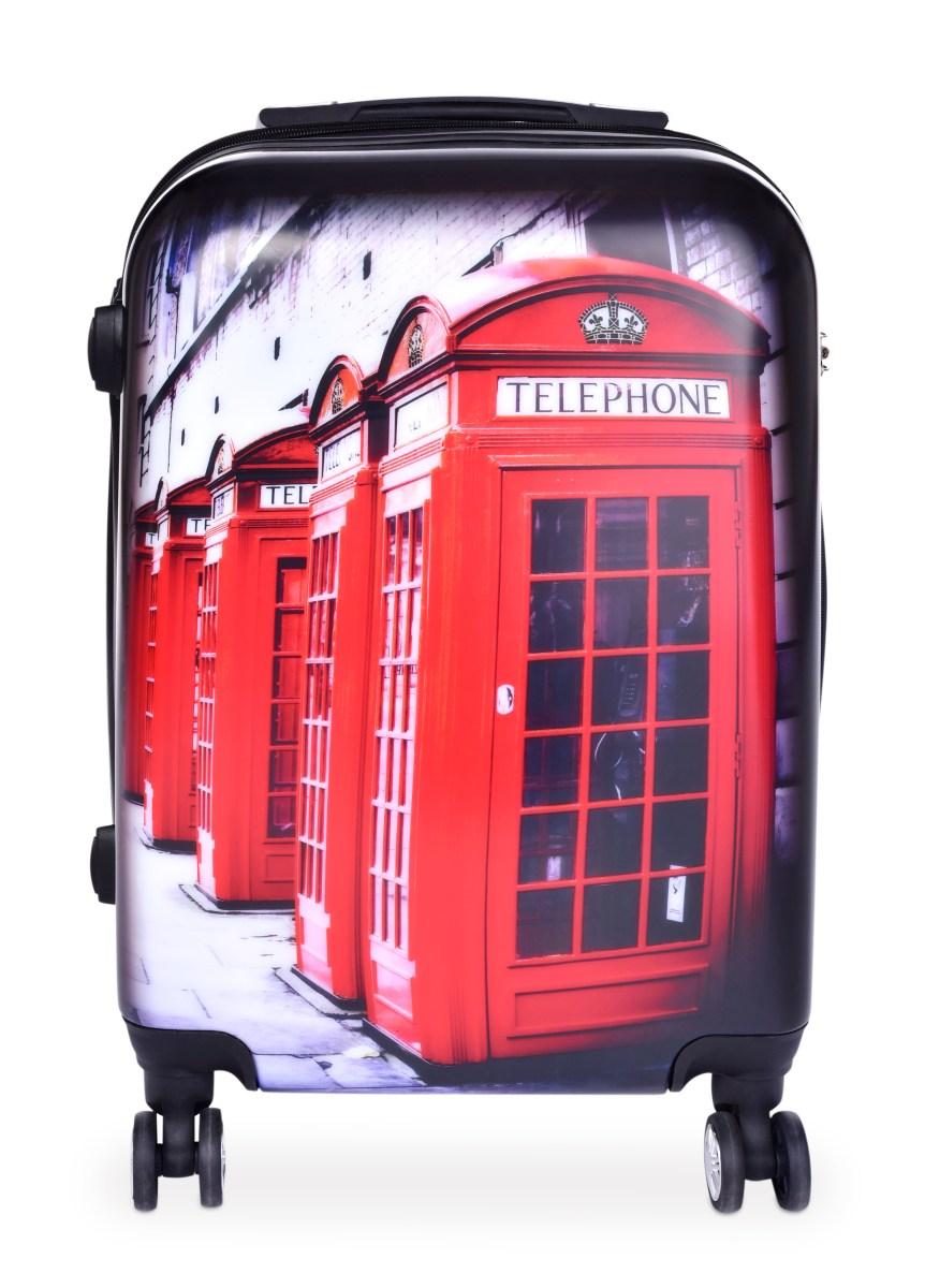 Kufr menší TELEPHONE 37 x 23 x 50 cm