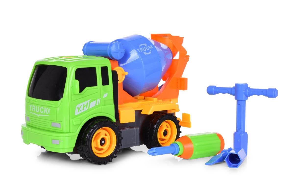CREATIV TRUCK  nákladní auto se sadou nářadí  míchačka