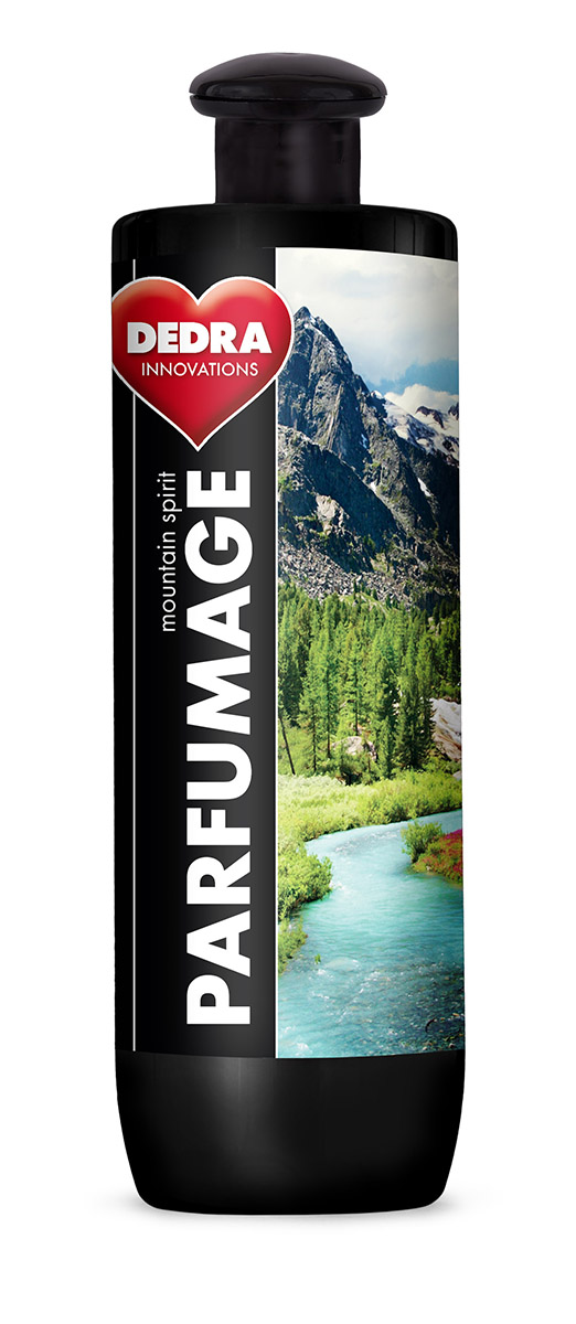 PARFUMAGE®, mountain spirit, parfémový superkoncentrát