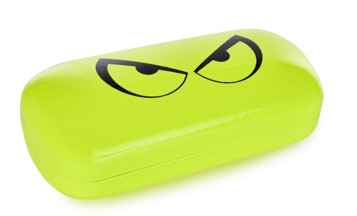 Pouzdro na brýle REBELITO, na velké sluneční i dioptrické brýle z ekokůže