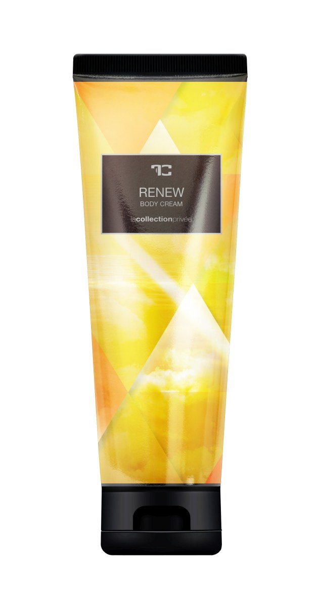 BODY CREAM renew, tělový krém s mandlovým olejem, LA COLLECTION PRIVÉE