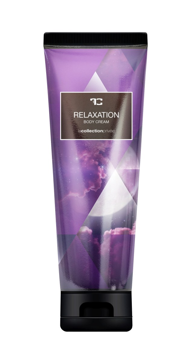 BODY CREAM relaxation, tělový krém s mandlovým olejem, LA COLLECTION PRIVÉE