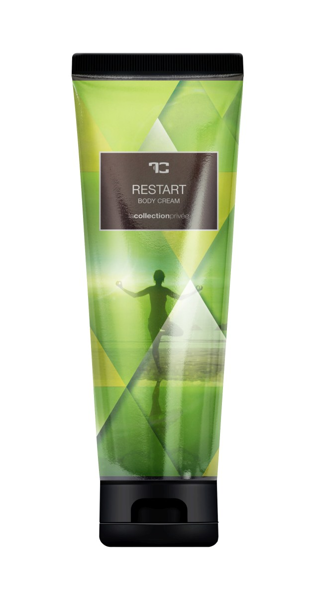 BODY CREAM tělový krém s mandlovým olejem, restart LA COLLECTION PRIVÉE